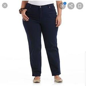 Gloria Vanderbilt (Amanda) jeans size 16W